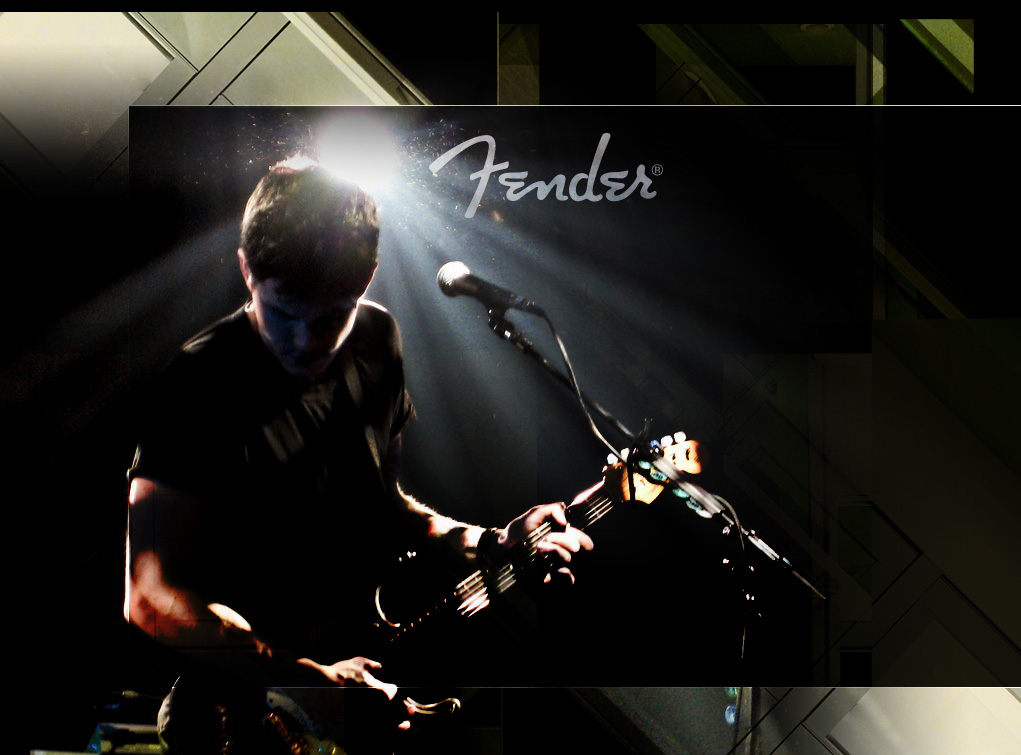 Fender - John Mayer