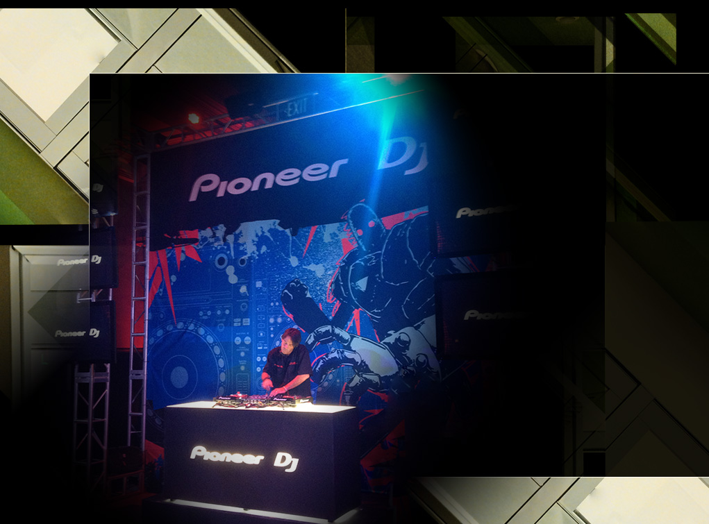 Pioneer Pro DJ